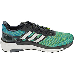 adidas Supernova Shoes Men Solar Slime/Ftwr White/Hi-Res Blue